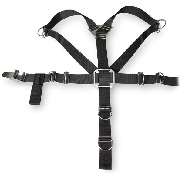 DIAMOND sidemount harness complete