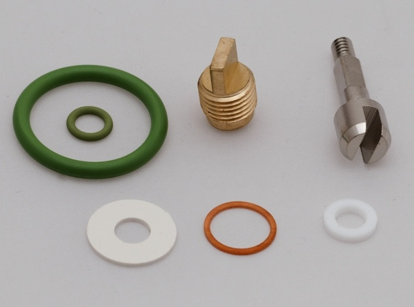 Service kit for DUX mono valves