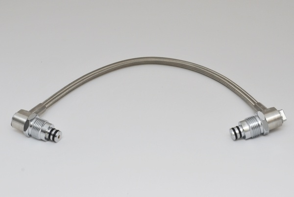 Flexible manifold LOLA 200Bar - custom length
