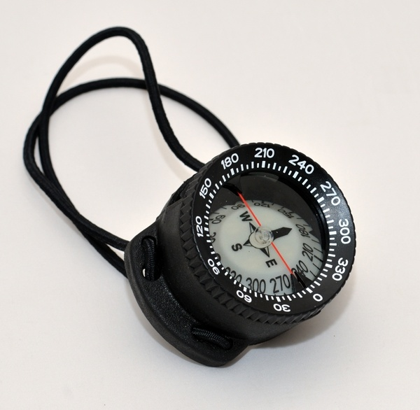 Compass 30° with Bungeemount  - black