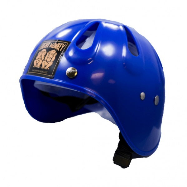 Light Monkey Helmet - BLUE