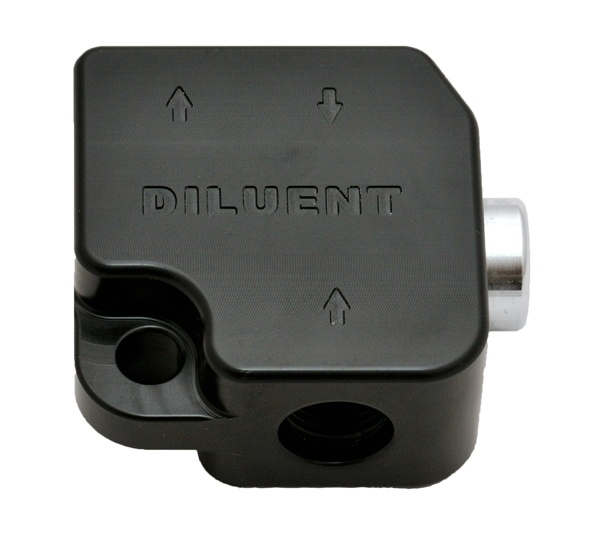 MAV DILUENT - manual add valve body