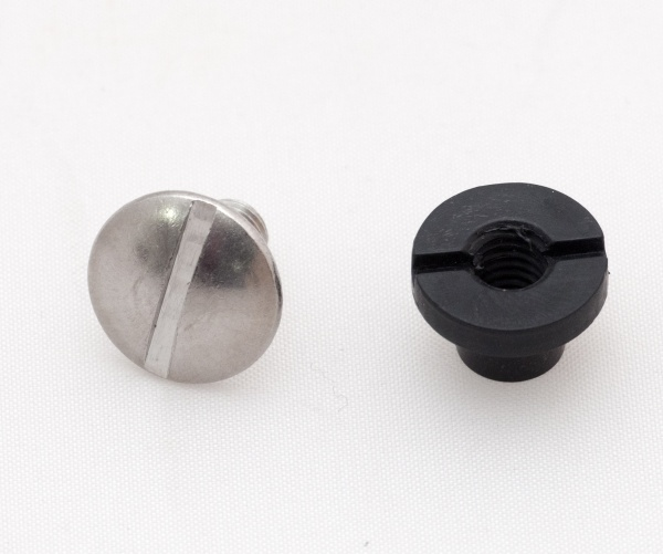 DUX Bolt kit for Buoy pocket Delrin
