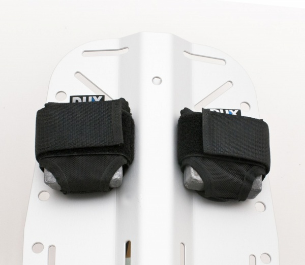 DUX Backplate trim pockets