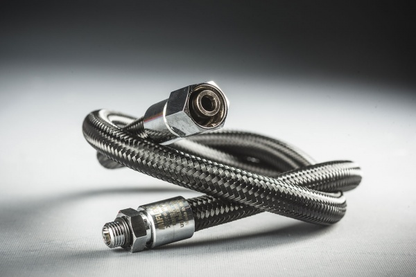 MIFLEX extreme LP Regulator Hose 80cm Carbon