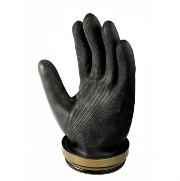 Glove side - half set 80mm