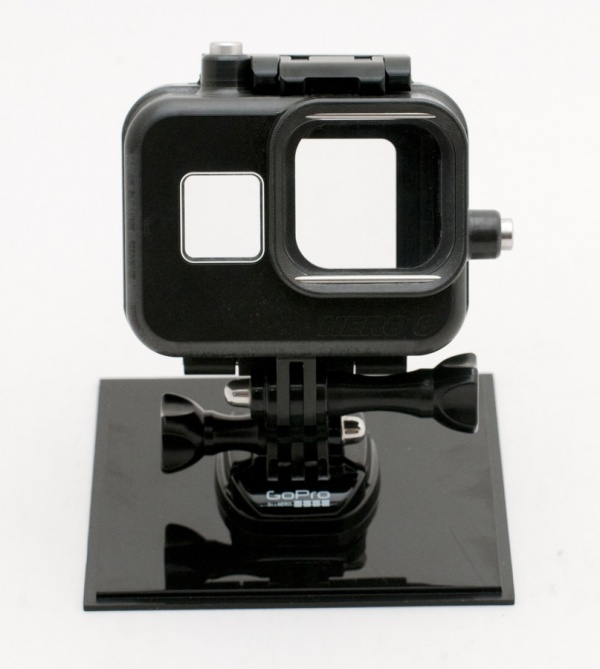 GoPro HERO 8 camera housing ALU 300m