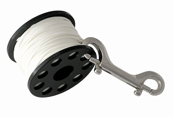 DUX Safety spool 33m with double-ender