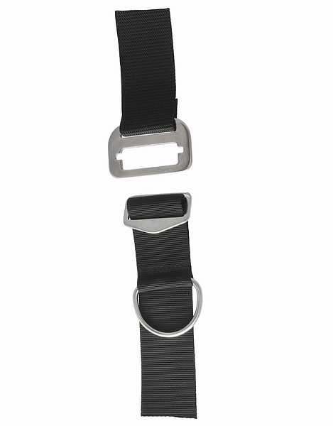 DUX backplate Steel 6mm with Adjustable Harness