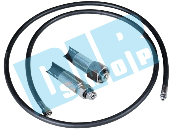 DUX LP Regulator Hose 210cm
