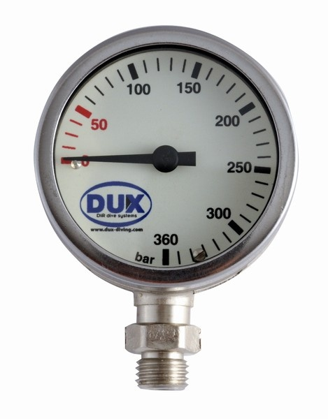 DUX Pressure Gauge 300Bar